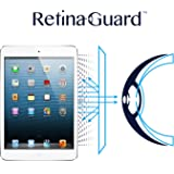 RetinaGuard Anti-UV, Anti-blue Light Screen protector for iPad mini / iPad mini 2 / iPad mini 3 - SGS & Intertek Tested - Blocks Excessive Harmful Blue Light, Reduce Eye Fatigue and Eye Strain
