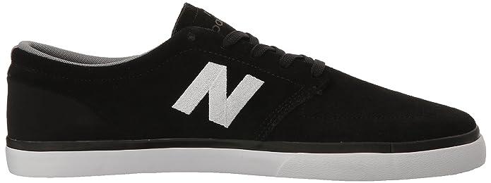Nouveau Numérique De La Balance Zapatillas: Nm 345 Pc Bk 9,5 Usa / 43 Eur