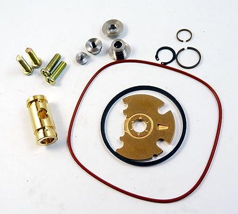 Turbo Repair Rebuild Rebuilt kit Turbocharger 49177-80410 NEW Fit For BMW E46 320D E39