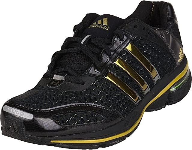 black and gold trainers cheap online