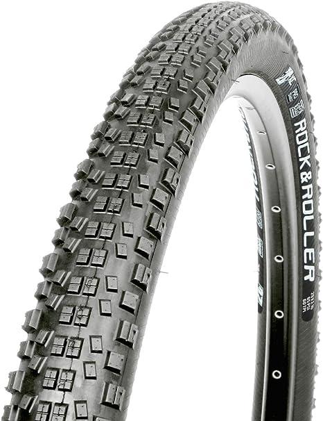 MSC Bikes Rock & Roller Neumático Bicicleta, Adultos Unisex, Negro, 29 x 2. 10: Amazon.es: Deportes y aire libre
