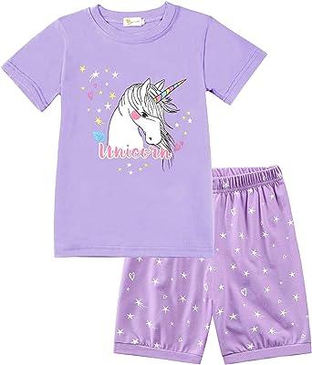 Little Hand Pijama de manga larga para niña, otoño, invierno