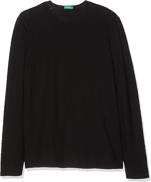 UNITED COLORS OF BENETTON T Shirt /à Manches Longues Homme