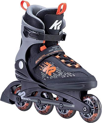 K2 Skate Men s Kinetic 80 Inline Skate