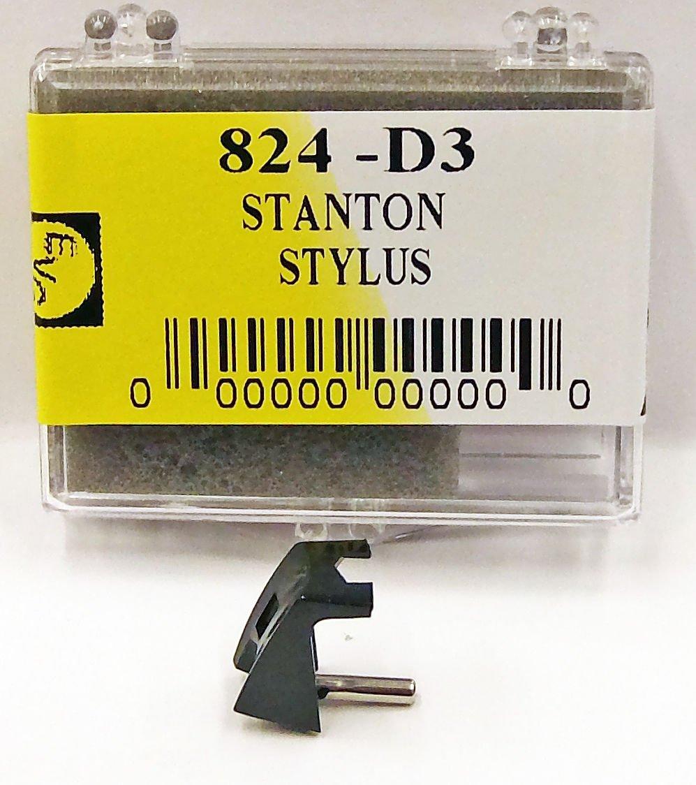 78 RPM - Aguja para Tocadiscos Stanton 680ee 680E 680eee D65 ...