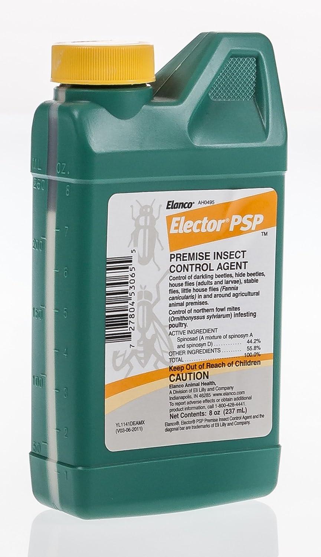 Amazon.com : Elector Psp Premise Spray 8 oz : Elanco : Horse Fly ...