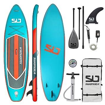 Swonder i-Sup - Tabla de Paddle Board Hinchable Unisex para ...