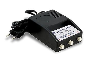 G.B.S. Elettronica 41163 amplificador señal de TV - Amplificador de señal de TV (220-