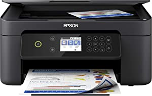 Epson Expression Home XP Series Wireless Small-in-One Color Inkjet Printer for Home Office - Print, Copy, Scan - 2.4