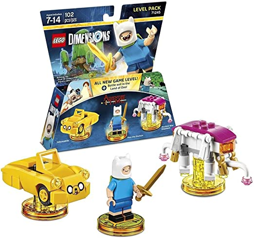 Warner Bros Interactive Spain Lego Dimensions: Adventure Time: Amazon.es: Videojuegos