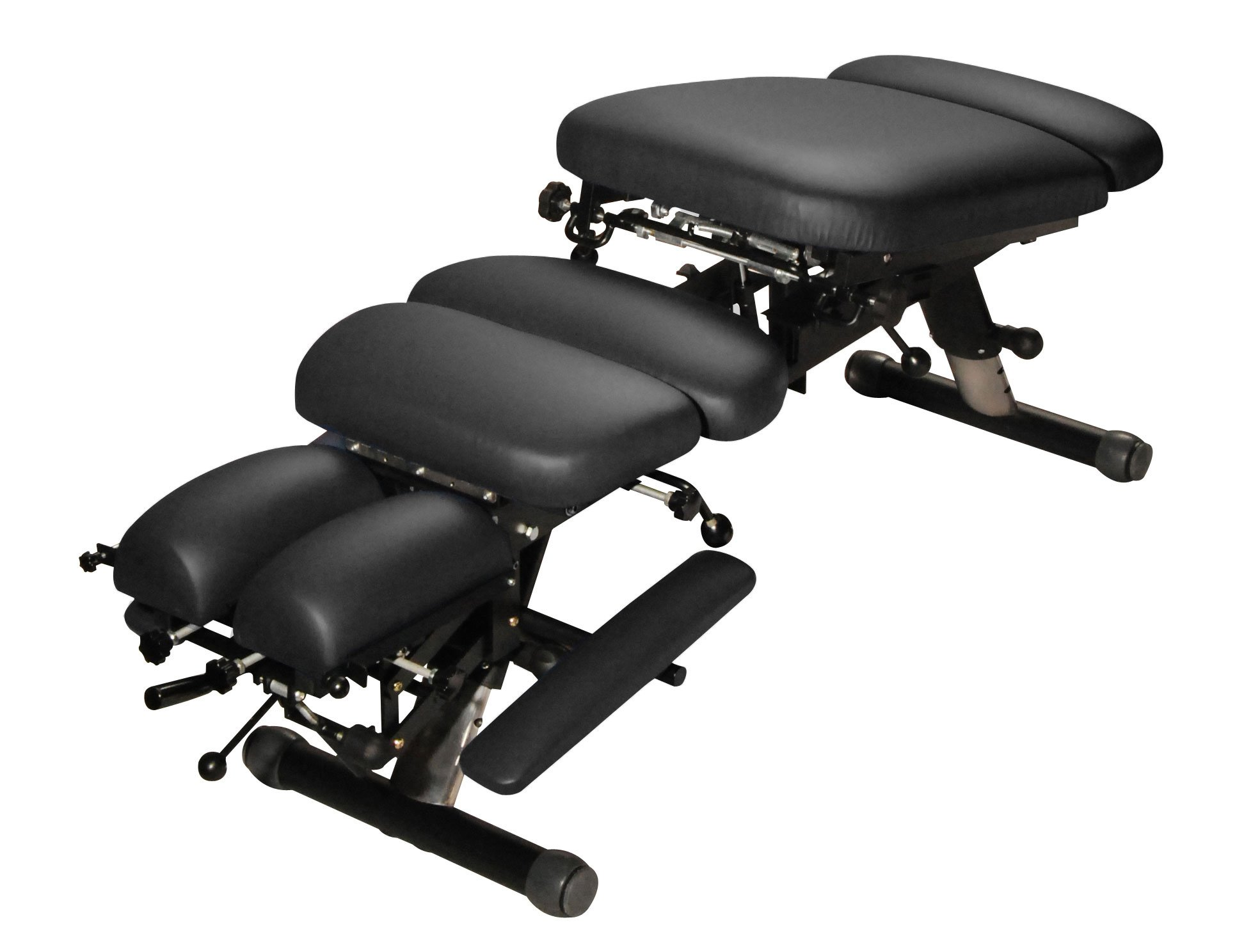 Iron Club 280 Stationary Chiropractic Table Therapy Massage Table