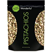 Deals on Wonderful Pistachios Roasted & Salted 48oz