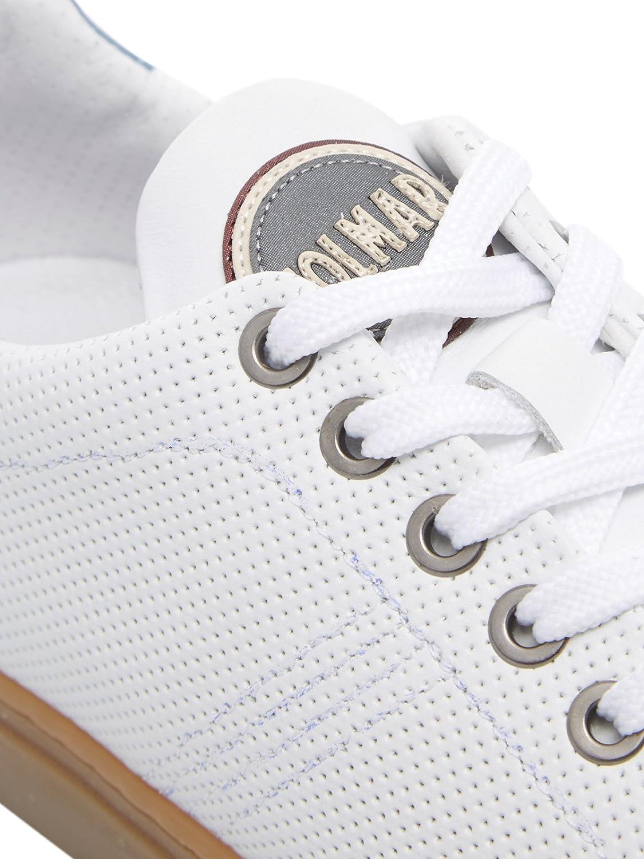 Colmar Sneakers Uomo 42 Bianco/blu A-Bradbury Fresh Primavera Estate 2018 8wBWI0