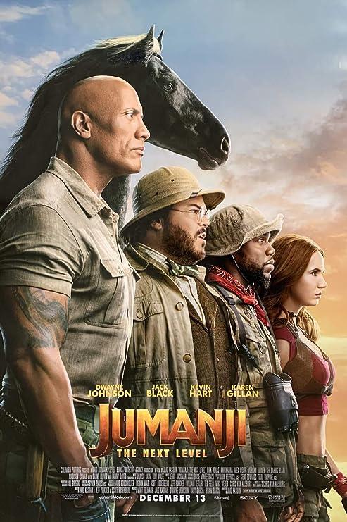 Jumanji 2 Poster