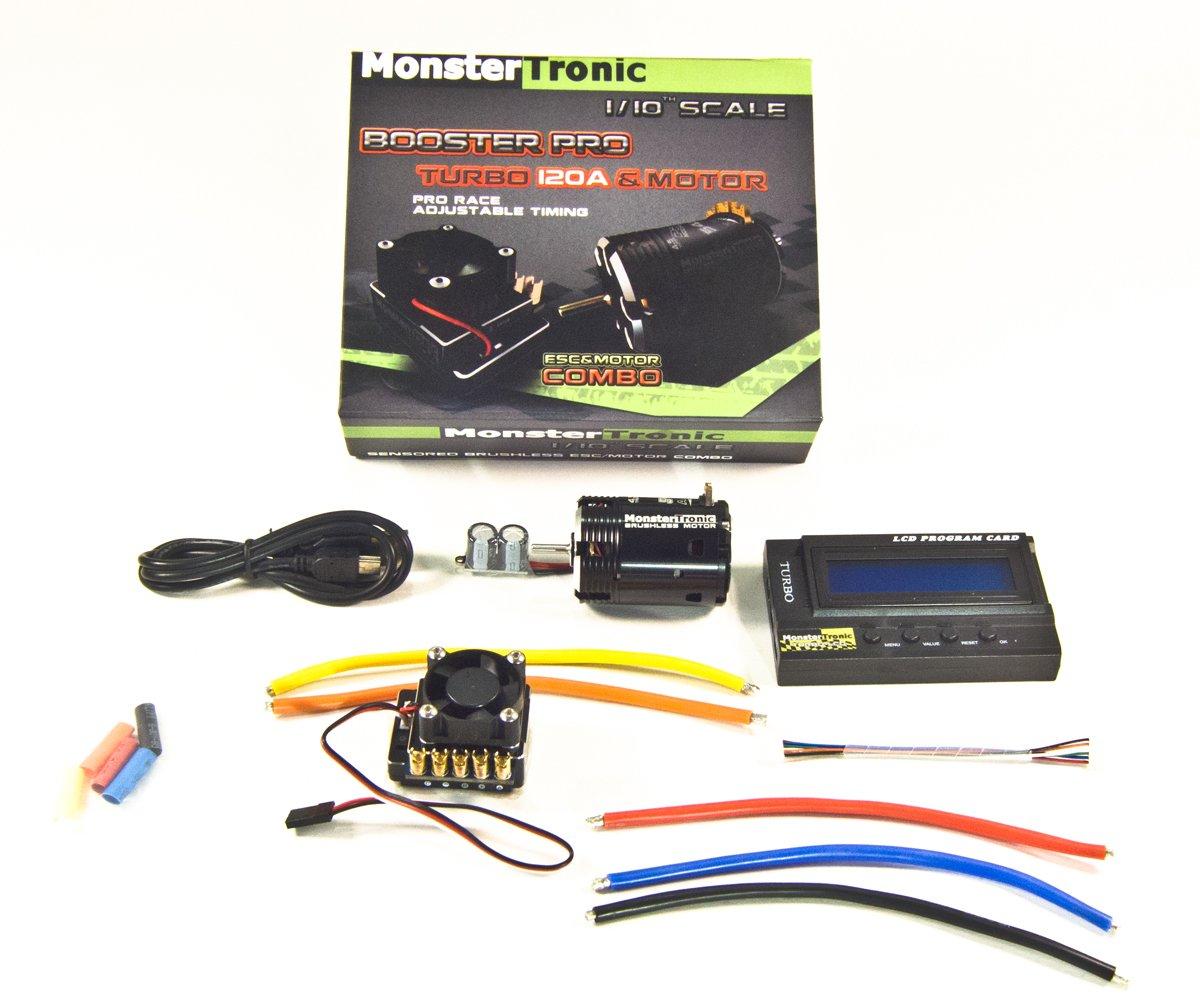 Brushless Combo Sensor Regler 4,5T,MT2312 Motor 4,5T,MT2312 Regler df0cf7