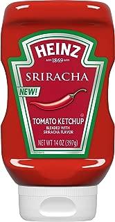 product image for Heinz Sriracha Tomato Ketchup (14 oz Bottles, Pack of 6)