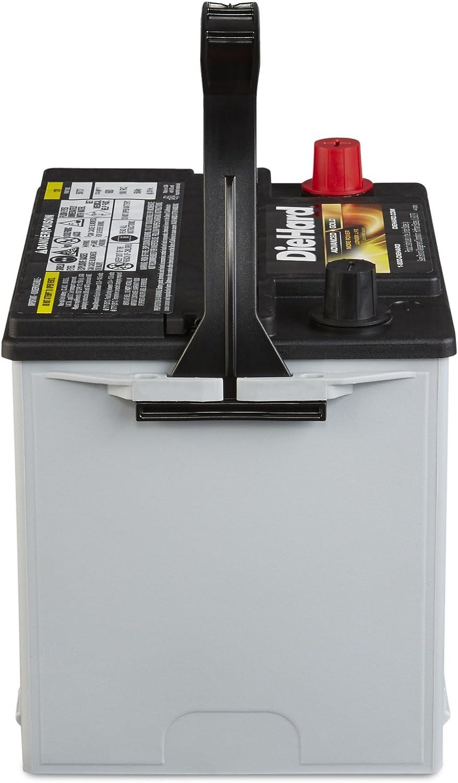 DieHard Advanced Gold AGM - Batería: Amazon.es: Coche y moto