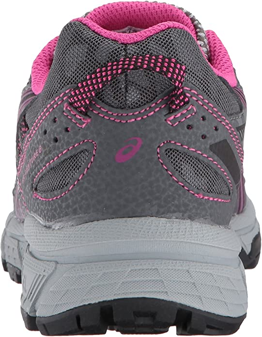 Asics Gel VENTURE 6 Women/'s C744N.9790 Carbon//Black//Sport Pink Running Shoes New