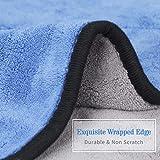 Happy Road Car Drying Towel, Microfiber Cleaning