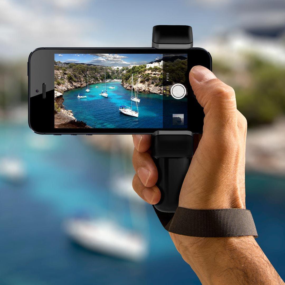 Shoulderpod S1 Professional Smartphone Rig, Tripod Mount, Filmmaker Grip by Shoulderpod