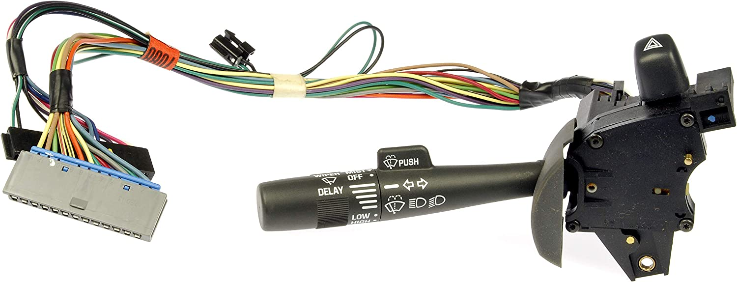 Dorman 2330811 Console Multi Function Switch for Select Chevrolet//Pontiac Models