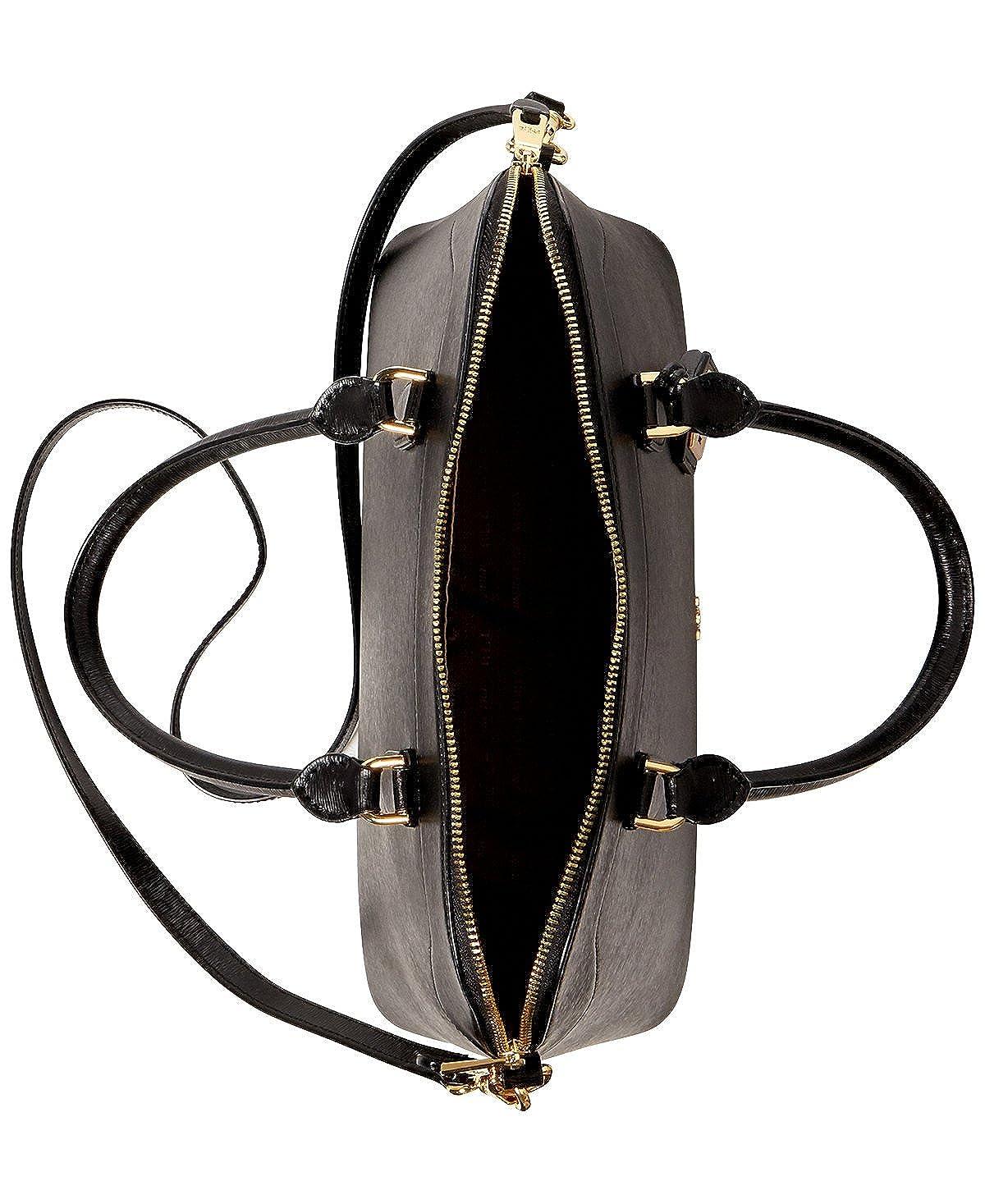 121ac3162f3e Lauren Ralph Lauren Nora Medium Satchel (Tan)  Amazon.ca  Shoes   Handbags