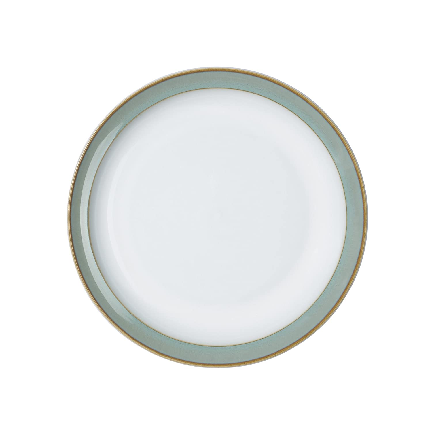 Denby Regency Green Tea Plate 17.5 cm REG-008 Bridal Wedding list gift