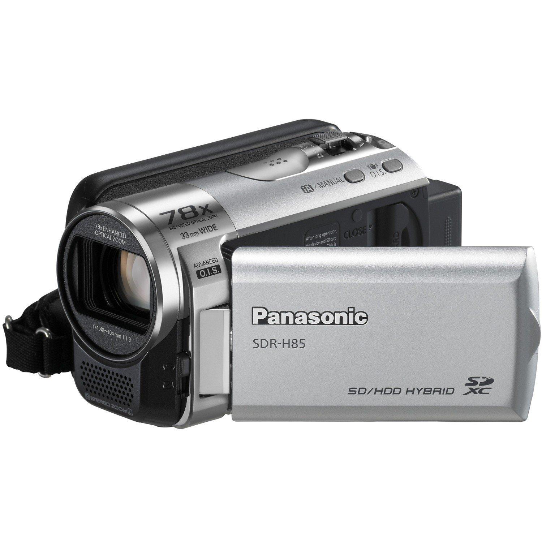 Amazon.com : Panasonic SDR-H85 PAL Digital Camcorder (International Model  no Warranty) : Electronics