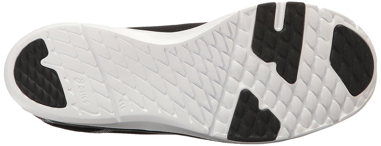 ASICS Women's Gel-Fit Sana 3 Cross-Trainer Shoe B01H2MVVSS 10 B(M) US|Black/White/Silver