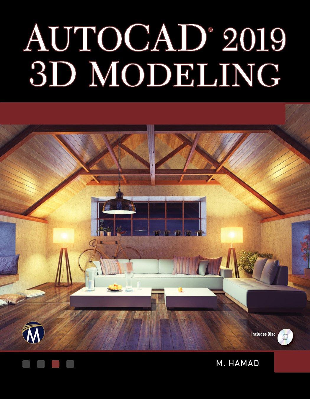AutoCAD 2019: 3D Modeling: Amazon.es: Hamad, Munir: Libros en ...