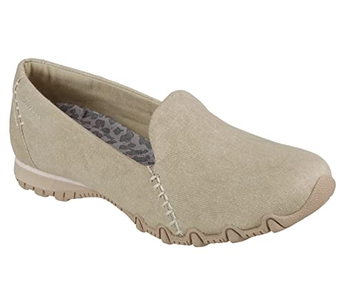 online here watch cheap Skechers Relaxed Fit Bikers Smokin Womens Slip On Loafers Natural ...