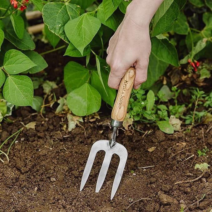 Kent und Stowe 70100276/Carbon Stahl Hand mit Kelle