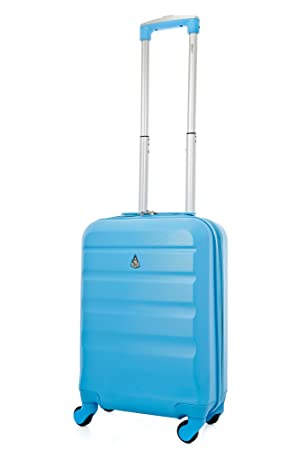 Aerolite Super Lightweight ABS Hard Shell Travel Carry On Cabin ...