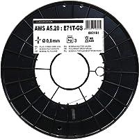 Telwin S.p.A. Vullasdraadspoel diameter, 0.6 mm - 5 kg, grijs, 1