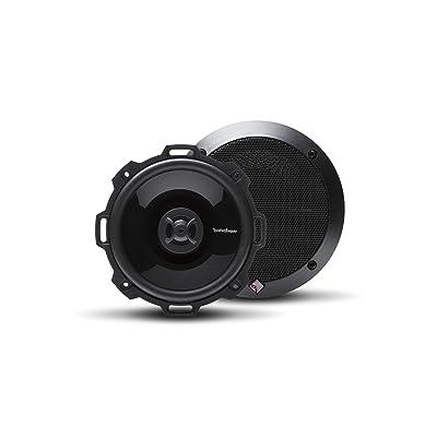 "Rockford Fosgate P152 Punch 5.25"" 2-Way Full Range Speaker (Pair): Car Electronics"