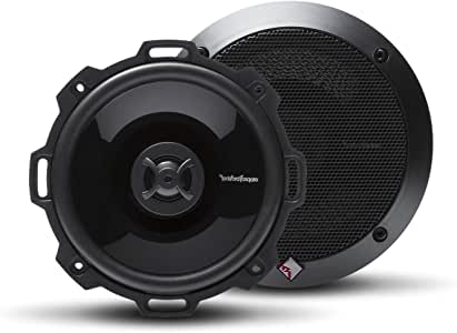 Amazon Com Rockford Fosgate P152 Punch 5 25 2 Way Full Range Speaker Pair Car Electronics