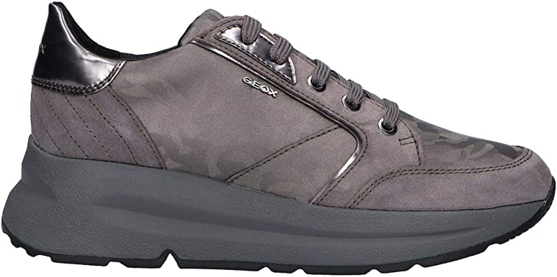 delicado Hecho de Departamento  Geox D Backsie A - Zapatillas deportivas para mujer: Amazon.es: Zapatos y  complementos