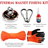 FINDMAG Fishing Magnets, Magnet Fishing, 550 LBS
