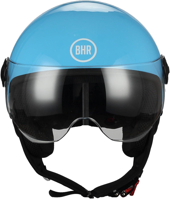 Size XS XS Size 54/cm Multicoloured England BHR BHR 12898/Helmet demi-jet Line One 801