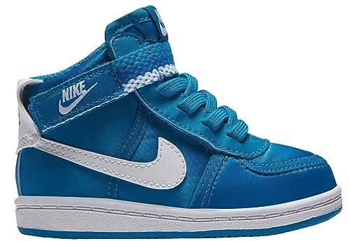 495e28d130f Nike Vandal High Supreme (td) Toddler Ah5254-400 Size 9  Amazon.co.uk  Shoes    Bags