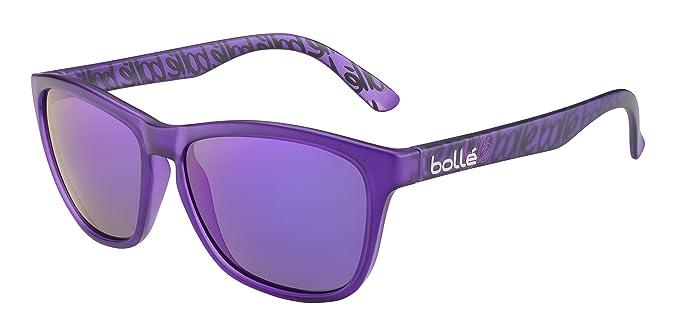 6fbbe4188c58 Bolle 473 Retro Collection Sunglasses - Shiny Black
