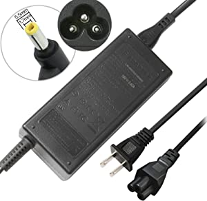 Fancy Buying 65W AC Adapter for Acer Aspire 5315 5920 5241 5242 5502 5520 5733Z 5742 5530 5534 5535 5536, 3003WLCI 3030 4730Z-4631 5517-5086 5534-1073 5536-5142 5551-2450 5552-3691+Power Cord