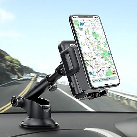 Mpow Handyhalterung Auto In Armaturenbrett Computer Zubehör