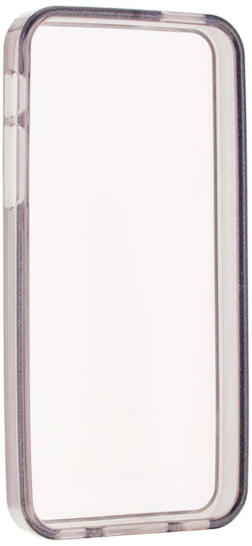 2aed84b7e5 Amazon | レイ・アウト iPhone SE / iPhone5s / iPhone5 ケース キラキラ・ソフトフレームジャケット/ラメブラックRT-P5C17/B  | 家電&カメラ オンライン通販