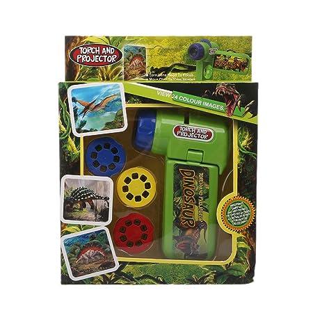 Proyector espacial de dinosaurio Meatyhjk para niños A: Amazon.es ...