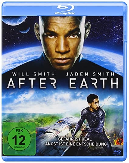 After Earth 2013 1080p BluRay Hollywood Movie ORG. [Dual Audio] [Hindi or English] x264 AAC ESubs [1.9GB]