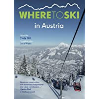 Where to Ski in Austria [Idioma Inglés]
