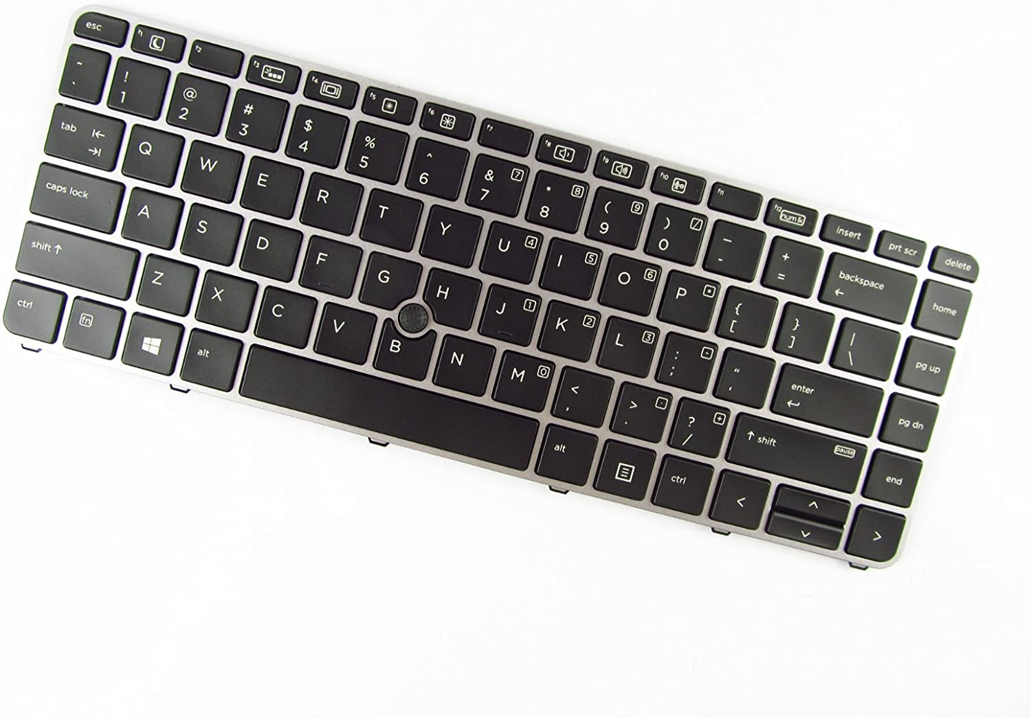 English laptop keyboard for HP for EliteBook 850 G3 for ZBook 15u G3 US without Backlit