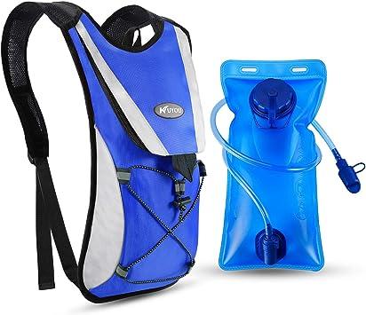 2L Trinksystem Trinkbeutel Trinkblase Wasserbeutel Rucksäcke Trinkrucksack Neu