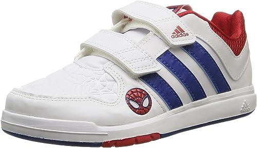 adidas Disney Spider-Man, Low Sneakers Boys White Size: 10.5k ...